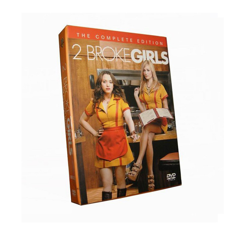 2 Broke Girls Season 3 DVD Box Set