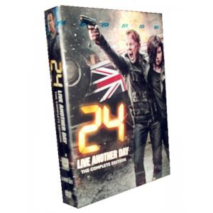 24 Live Another Day DVD Box Set