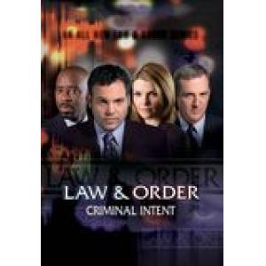Law & Order: Criminal Intent Seasons 1-10 Dvd Box Set
