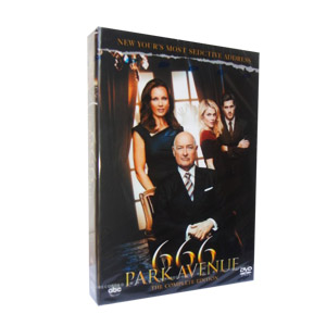 666 Park Avenue Season 1 DVD Box Set