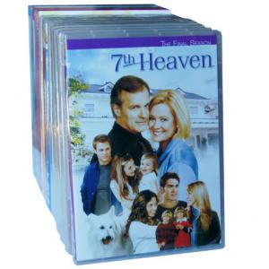 7th Heaven Seasons 1-11 DVD Box Set