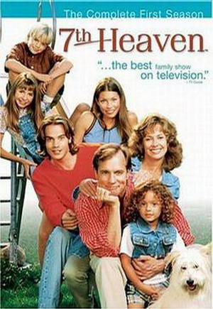 7th Heaven Seasons 1-11 poster