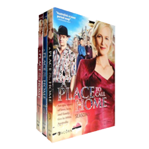 A Place To Call Home Seasons 1-3 DVD Box Set