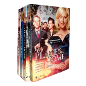 A Place To Call Home Seasons 1-4 DVD Box Set