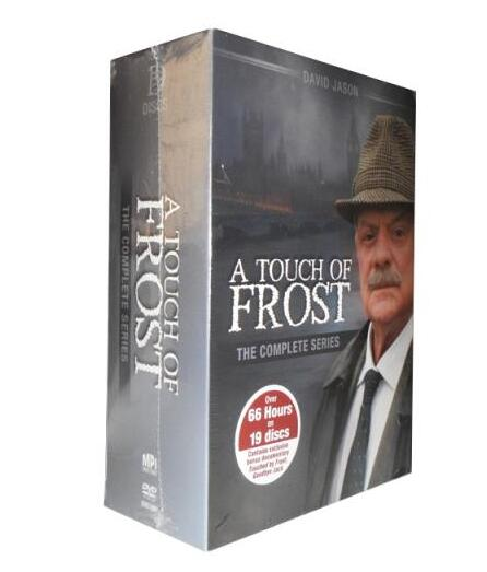 A Touch of Frost The Complete Series On DVD Box Set