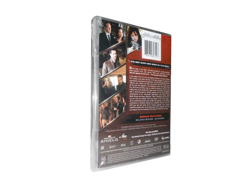 Agents of S.H.I.E.L.D. Season 2 On DVD