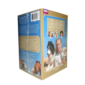 All Creatures Great and Small The Complete Series DVD Box Set