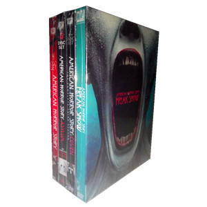 American Horror Story Seasons 1-4 DVD Box Set