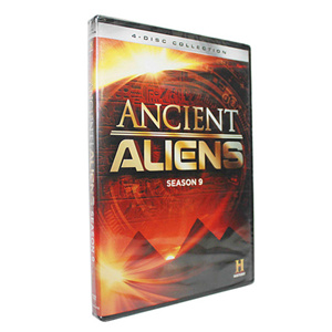 Ancient Aliens Season 9 DVD Box Set