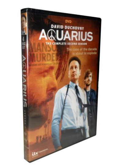 Aquarius Season 2 DVD Box Set
