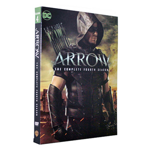 Arrow Season 4 DVD Box Set