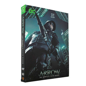 Arrow Season 5 DVD Box Set