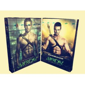 Arrow Seasons 1-2 DVD Box Set
