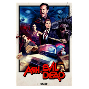 Ash vs Evil Dead Seasons 1-2 DVD Box Set