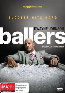 Ballers Season 2 DVD Box Set