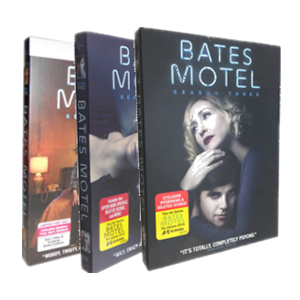 Bates Motel Seasons 1-3 DVD Box Set