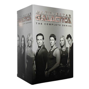 Battlestar Galactica The Complete Series DVD Box Set