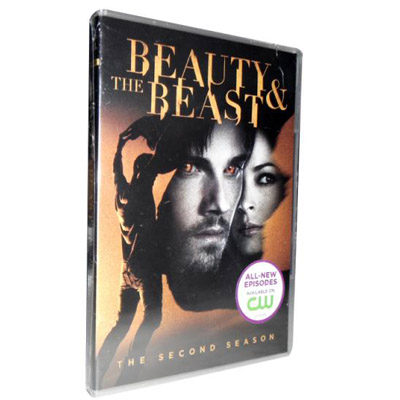 Beauty and the Beast Season 2 DVD Box Set