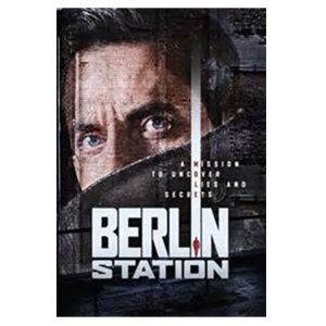 Berlin Station Season 1 DVD Box Set