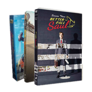 Better Call Saul Seasons 1-3 DVD Box Set