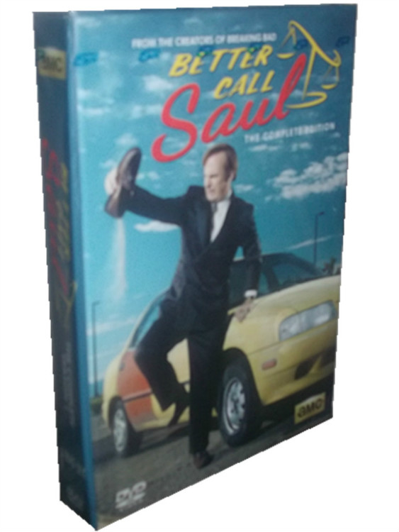 Better Call Saul Season 1 DVD Box Set