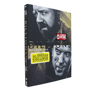 Billions Seasons 1 DVD Box Set