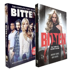 Bitten Seasons 1-2 DVD Box Set