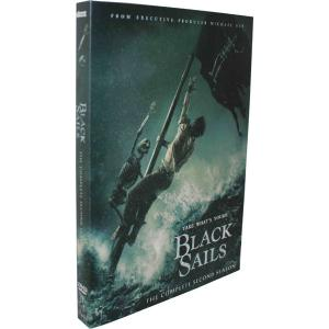 Black Sails Season 2 DVD Box Set
