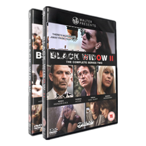 Black Widow Seasons 1-2 DVD Box Set