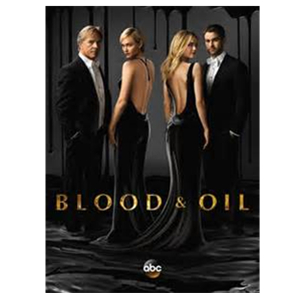 Blood and Oil Season 1 DVD Box Set
