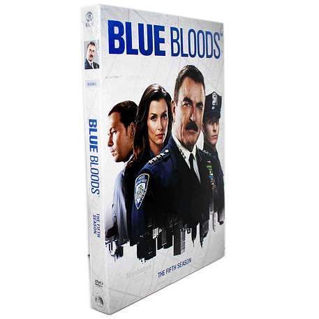 Blue Bloods Season 5 DVD Box Set