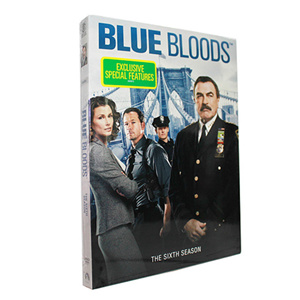Blue Bloods Season 6 DVD Box Set