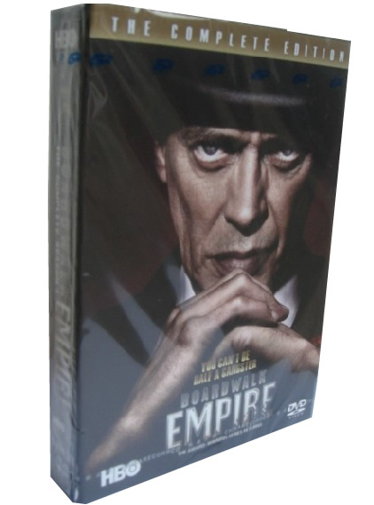 Boardwalk Empire Season 3 DVD Boxset
