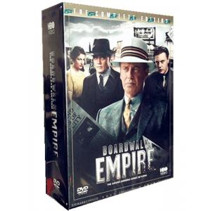 Boardwalk Empire Seasons 1-5 DVD Box Set
