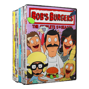 Bob's Burgers Seasons 1-5 DVD Box Set