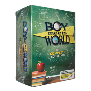 Boy Meets World The Complete Series DVD Box Set