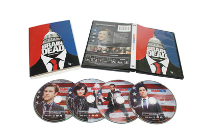 BrainDead Season 1 DVD Box Set