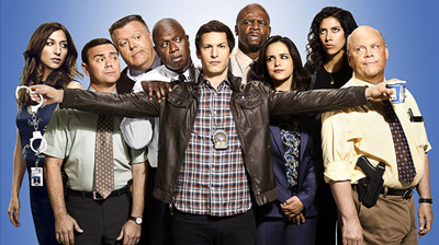 Brooklyn Nine-Nine Seasons 1-2 DVD Box Set