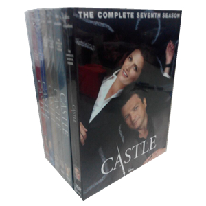 Castle Seasons 1-7 DVD Box Set