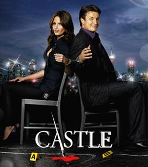 Castle Season 7 dvd poster