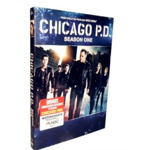Chicago P.D. Season 1 DVD Box Set