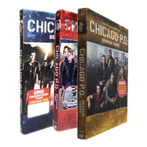 Chicago P.D. Seasons 1-3 DVD Box Set