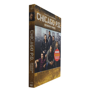 Chicago P.D. Season 3 DVD Box Set