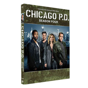 Chicago P.D.Season 4 DVD Box Set