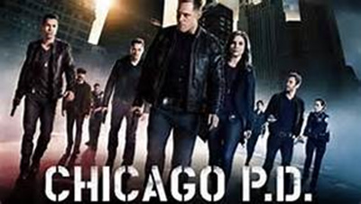 Chicago PD Seasons 1-4 DVD Box Set