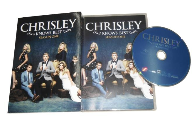 Chrisley Knows Best Season 1 DVD Box Set