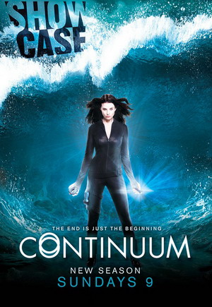 Continuum season 2 dvd box set