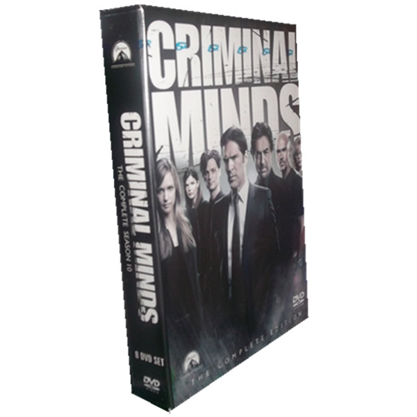 Criminal Minds Season 10 DVD Box Set