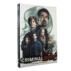 Criminal Minds Season 12 DVD Box Set