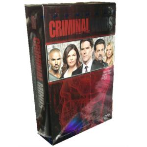 Criminal Minds Seasons 1-10 DVD Box Set